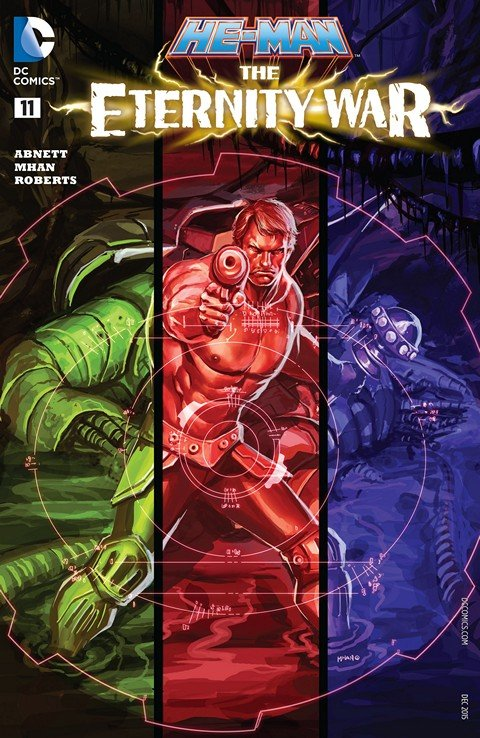 He-Man – The Eternity War #11