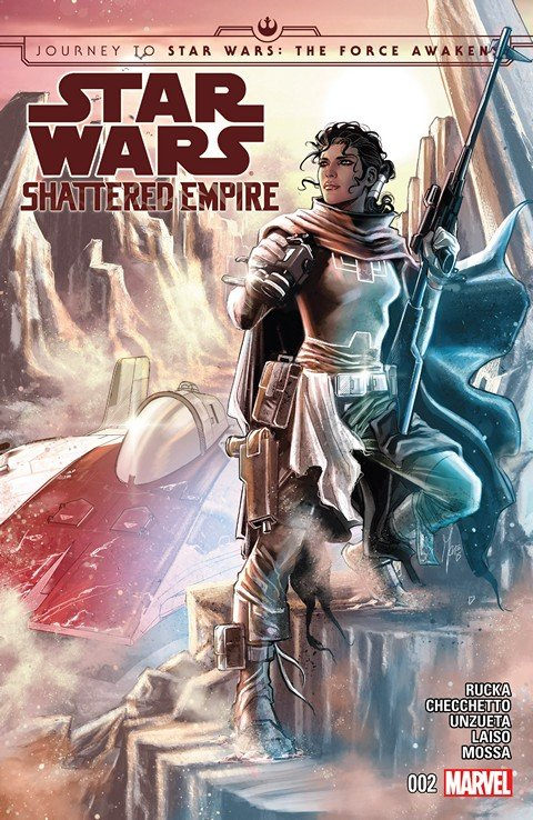 Journey to Star Wars – The Force Awakens – Shattered Empire #2