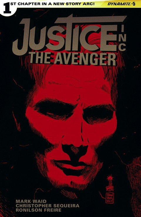 Justice, Inc. – The Avenger #1 – 5