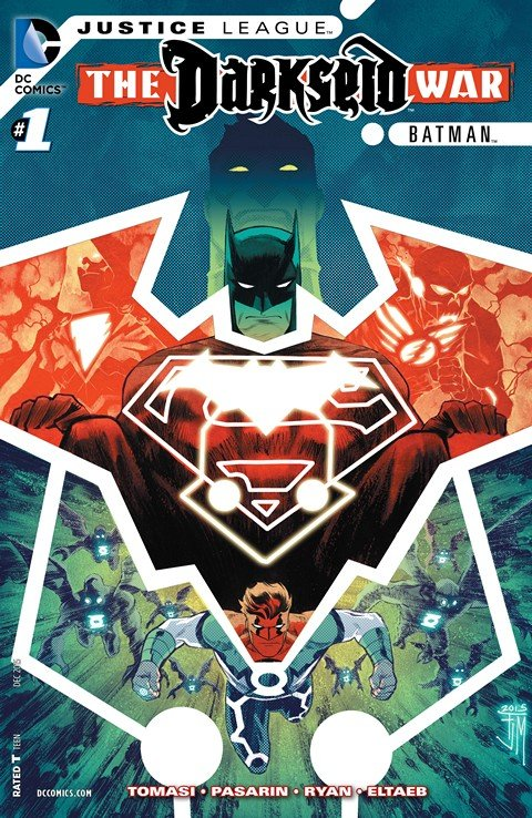 Justice League – Darkseid War – Batman #1