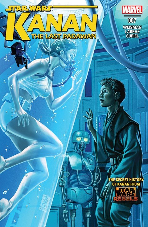 Kanan – The Last Padawan #7