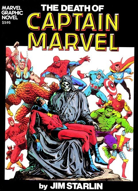 Marvel Graphic Novel #1 – 75 + MGN UK #1 – 7
