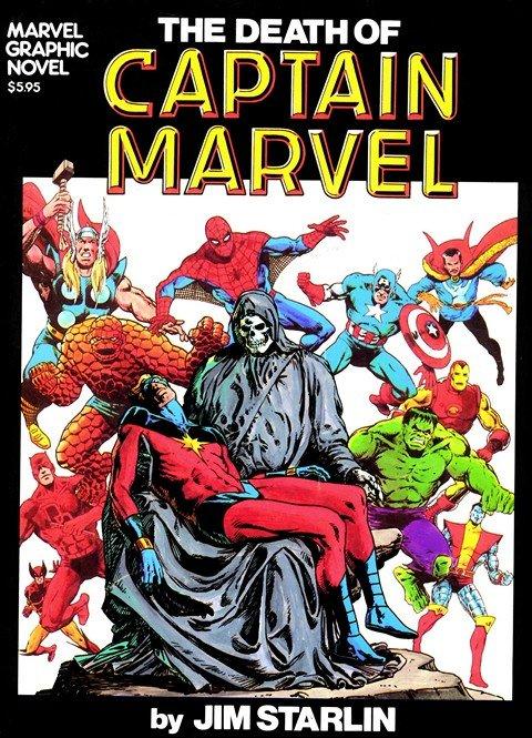 Marvel Graphic Novel #1 – 75 + MGN UK #1 – 7