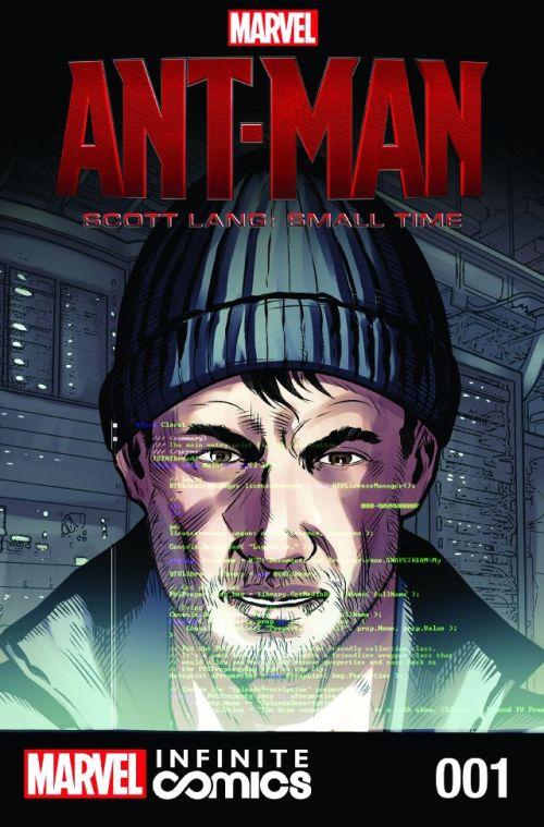 Marvel's Ant-Man – Scott Lang: Small Time MCU Infinite Comic #1