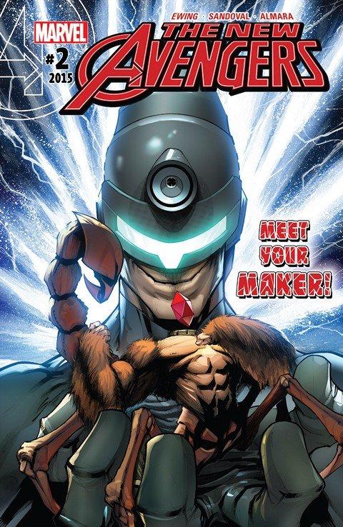 New Avengers #2