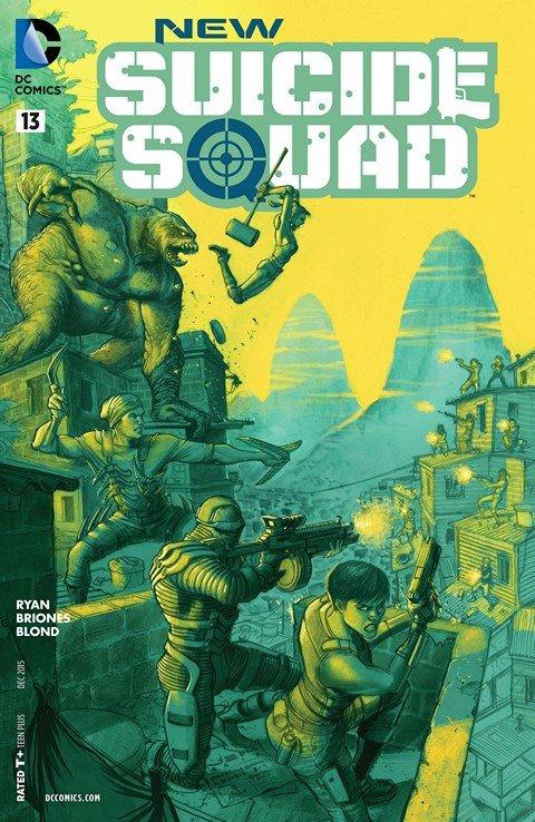 New Suicide Squad #13
