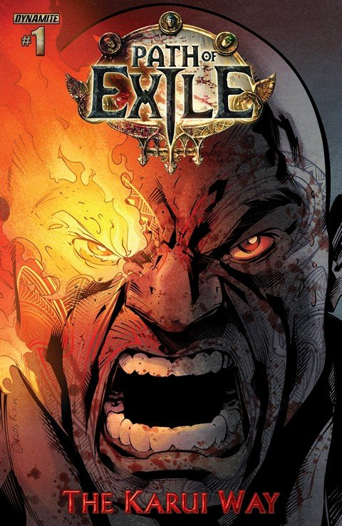 Path of Exile #1 – 4