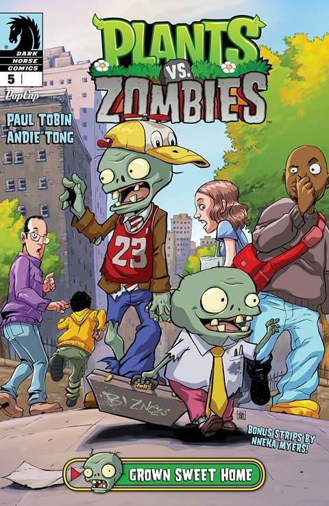 Plants vs. Zombies #5 – Grown Sweet Home 2