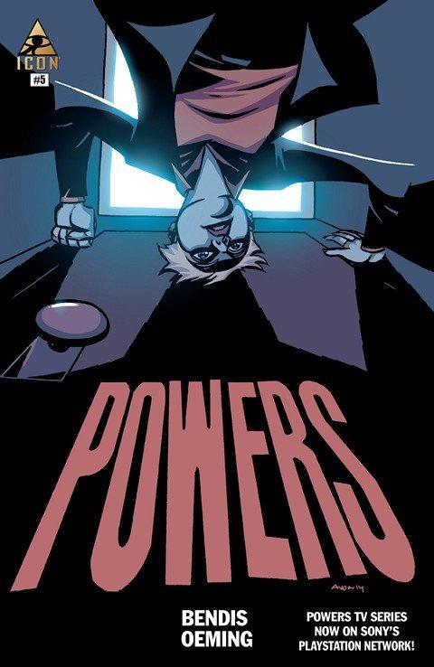 Powers #5