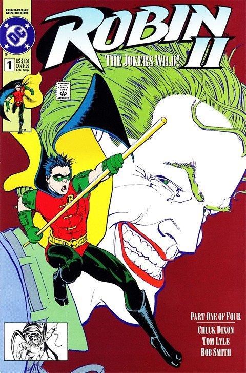Robin II – The Joker's Wild! #1 – 4 (1991)