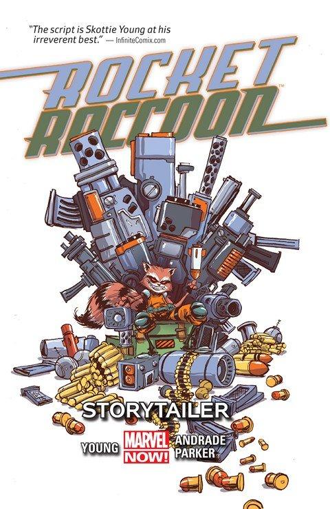 Rocket Raccoon Vol. 2 – Storytailer (TPB) (2015)