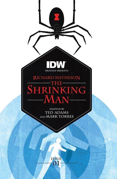 Shrinking Man #1 – 4