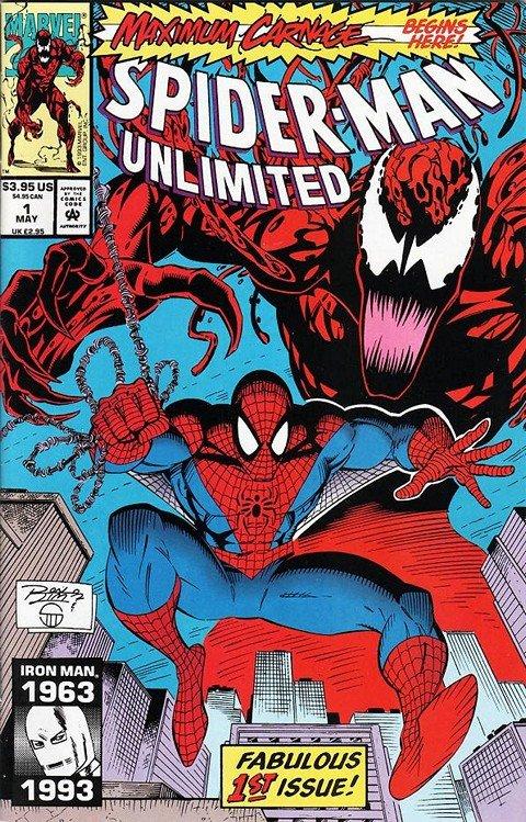 Spider-man Unlimited Vol. 1 – 3