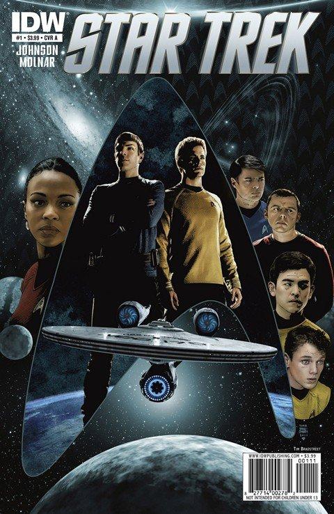 Star Trek #1 – 50 + TPB Vol. 1 – 9 + Extras