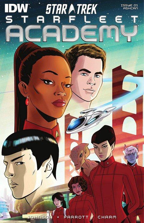 Star Trek – Starfleet Academy #1