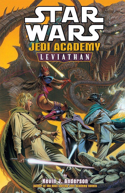 Star Wars Jedi Academy – Leviathan (TPB)