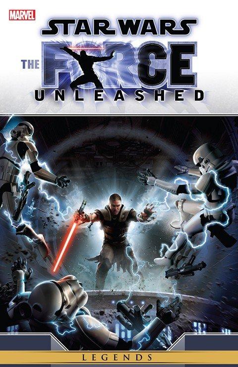 Star Wars – The Force Unleashed I & II (2015)