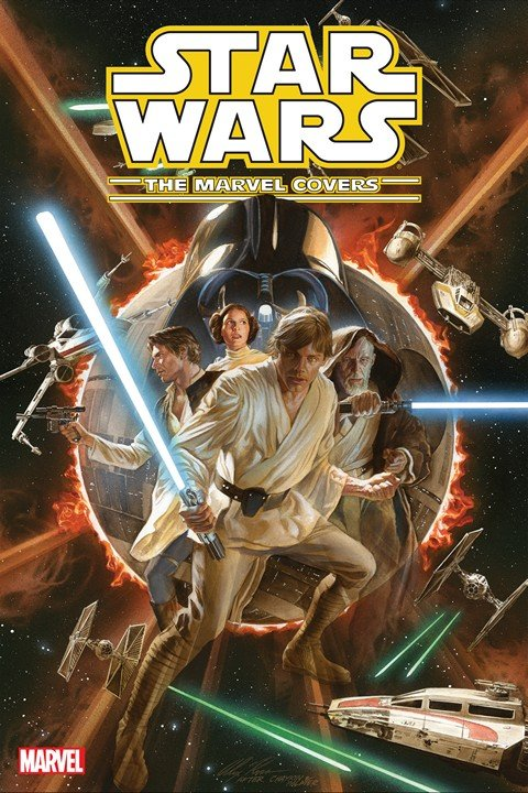 Star Wars – The Marvel Covers Vol. 1