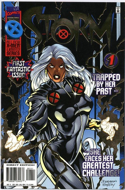 Storm Vol. 1 #1 – 4