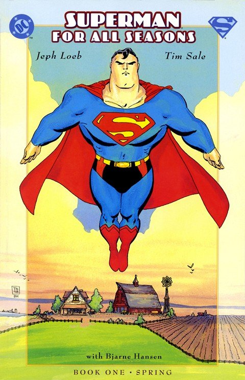 Superman – For All Seasons #1 – 4