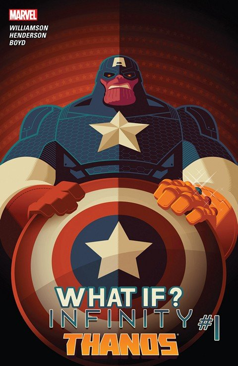 What If Infinity – Thanos #1