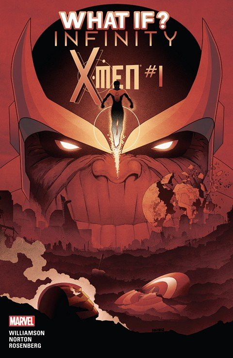 What If Infinity – X-Men #1