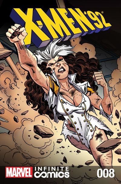 X-Men '92 #1 – 8