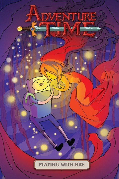 Adventure Time – Playing With Fire