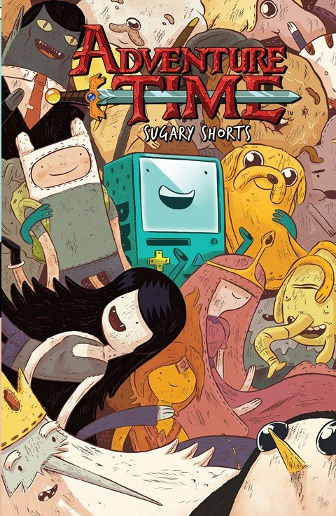 Adventure Time – Sugary Shorts Vol. 1