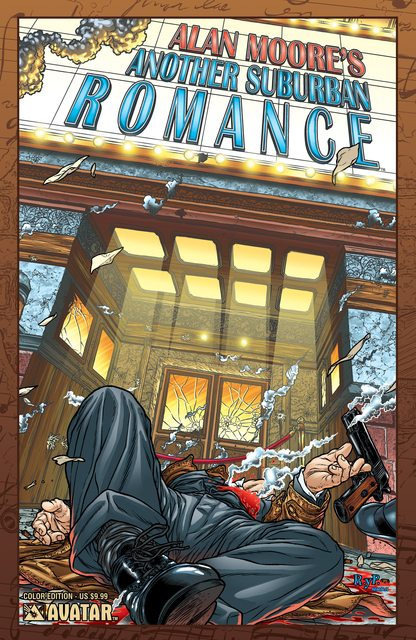 Alan Moore's Another Suburban Romance (2014)