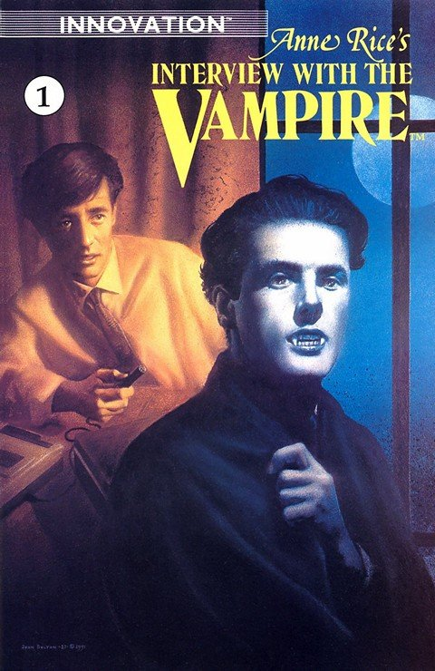 Anne Rice Interview with the Vampire #1 – 12