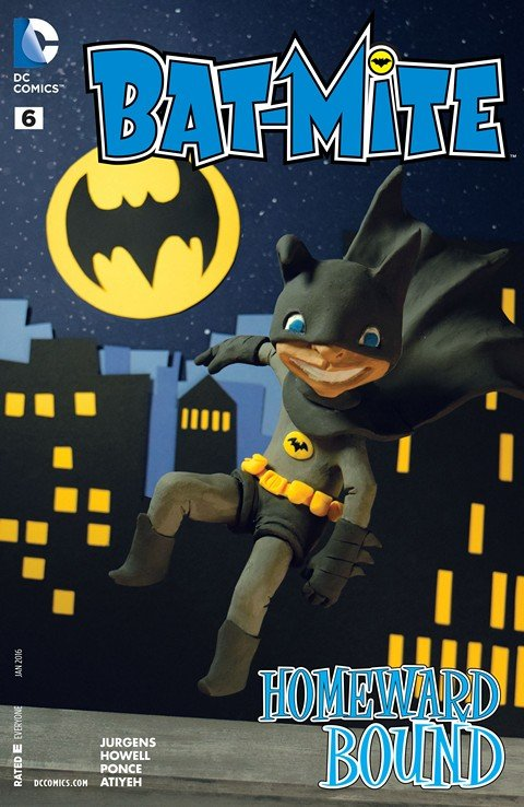 Bat-Mite #6