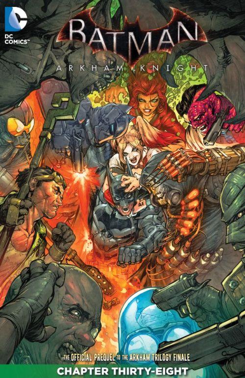 Batman – Arkham Knight #38