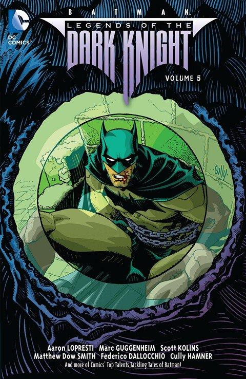 Batman – Legends of the Dark Knight Vol. 5