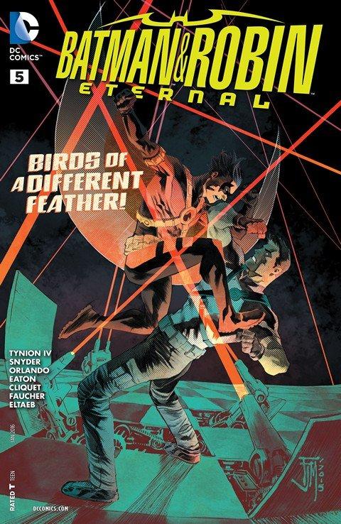 Batman & Robin Eternal #5