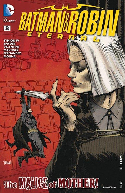 Batman & Robin Eternal #8