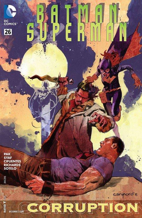 Batman – Superman #26