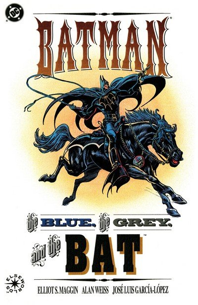 Batman – The Blue, the Grey and the Bat #1 (1992)