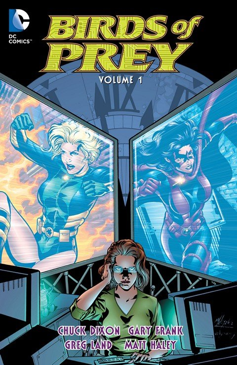 Birds of Prey Vol. 1 (TPB)