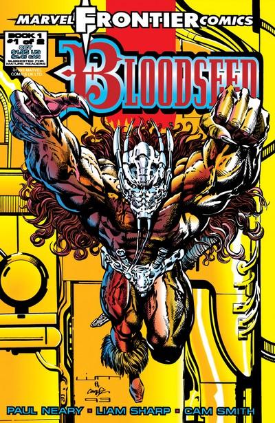 Bloodseed #1 – 2 (1993)