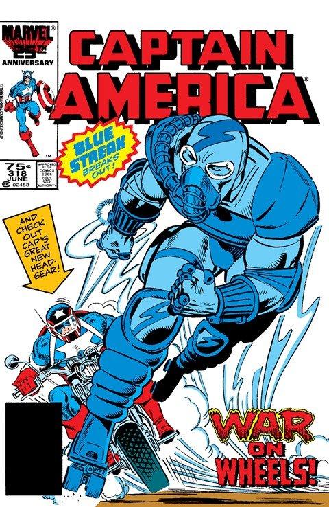 Captain America – Scourge of the Underworld