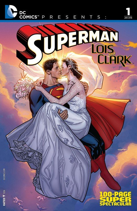 DC Comics Presents – Superman – Lois & Clark 100-Page Super Spectacular #1