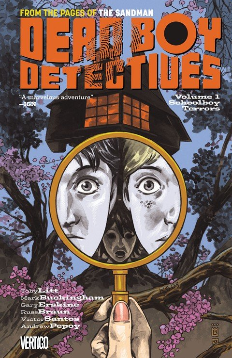 Dead Boy Detectives Vol. 1 – 2