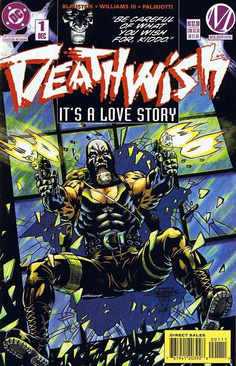 Deathwish #1 – 4 (1994-1995)