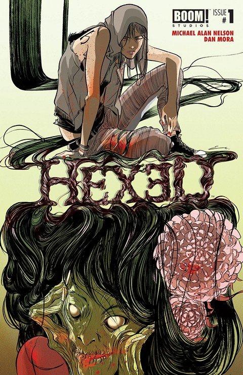 Hexed #1 – 12