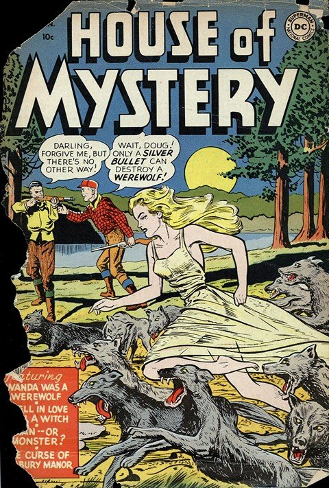 House of Mystery #1 – 321 (1951-1983)