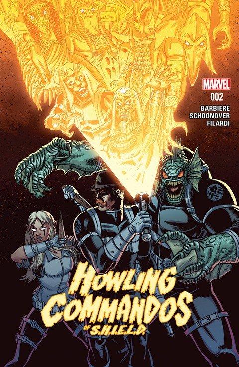 Howling Commandos Of S.H.I.E.L.D. #2
