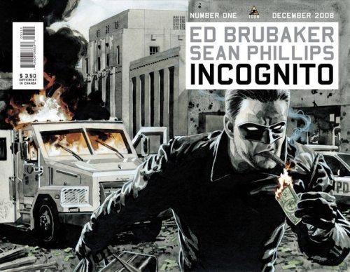 Incognito #1 – 6 (2008-2009)