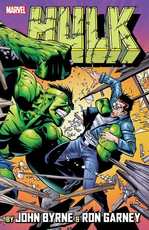Incredible Hulk By John Byrne & Ron Garney (2015)