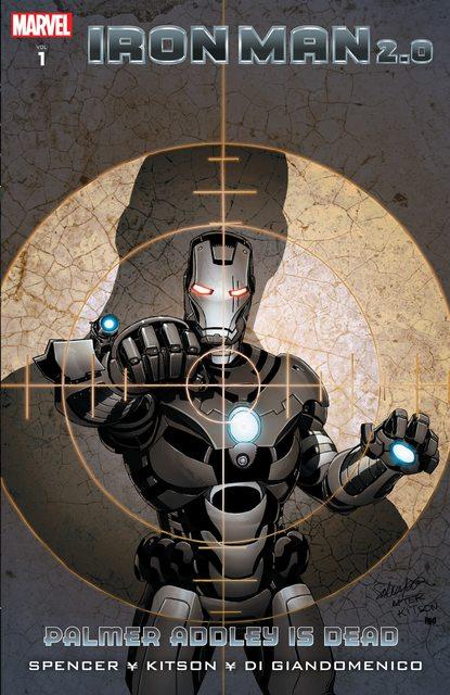 Iron Man 2.0 Vol. 1 – 2 (TPB) (2011-2012)